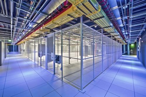 Data Center BIM Construction Technology Project
