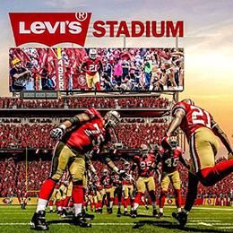 Levi's Stadium – San Francisco 49ers