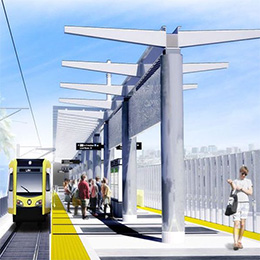 LAX Metro Extension Electrical BIM & VDC Consultants
