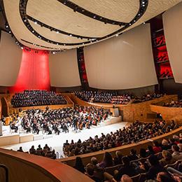 Bing Concert Hall – Palo Alto CA